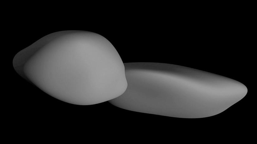 """""""Nunca hemos visto algo así orbitando al Sol"""": Científicos explican la extraña forma del cuerpo espacial MU69"""
