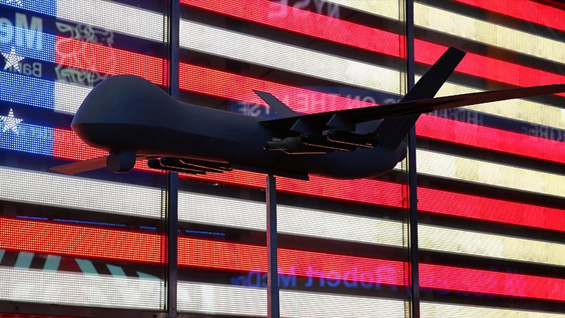 """""""Los drones armados no son misiles, son reutilizables"""": EE.UU. niega que incumpla el tratado del INF"""