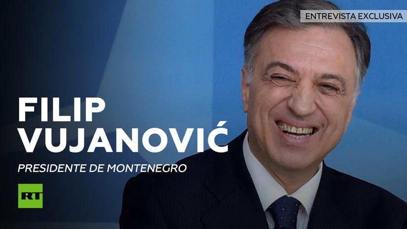 Entrevista con Filip Vujanović, presidente de Montenegro