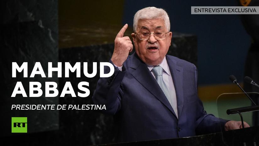 Entrevista con Mahmud Abbas, presidente de Palestina