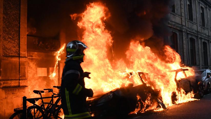 Nuevo 'sábado de ira' en Francia: Los 'chalecos amarillos' encadenan 13 semanas seguidas de protestas
