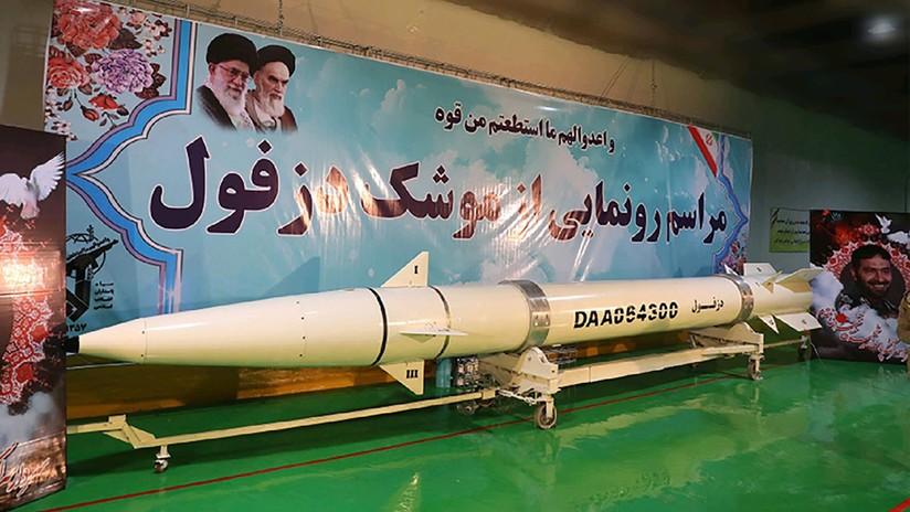 VIDEOS: Irán muestra un complejo subterráneo secreto  y un nuevo misil balístico