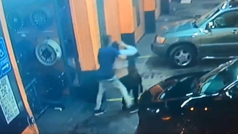 """""""Me dijo que la iba a matar"""": El inquietante video del secuestro de una mujer en Miami"""