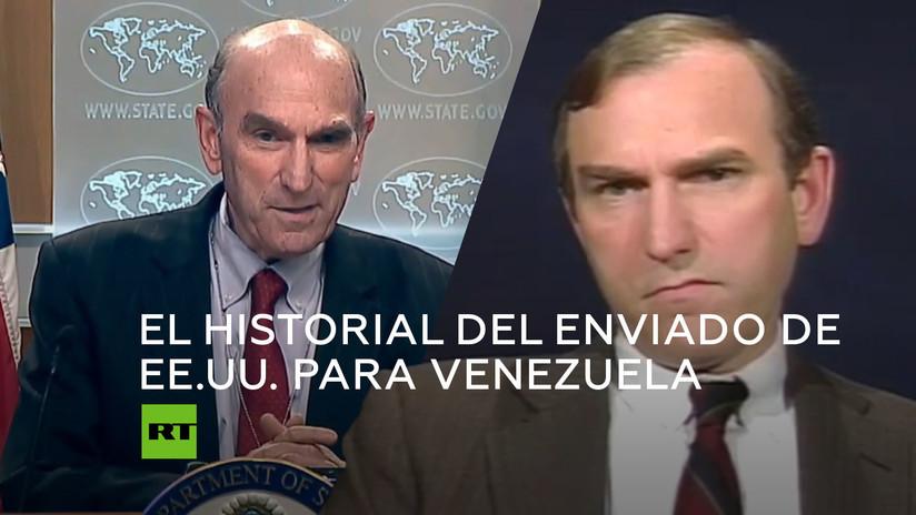 Quién es Elliott Abrams, nuevo encargado de liderar la política de EE.UU. en Venezuela