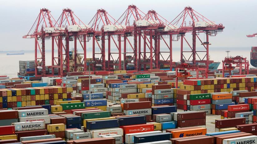 Rusia alcanza un nuevo máximo en el comercio con China