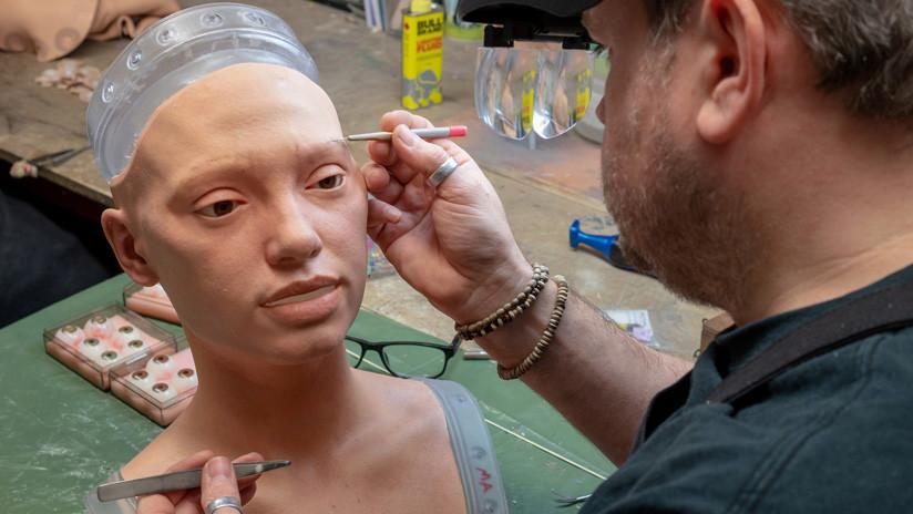 ¿El nuevo Picasso será 2.0? Ultiman los detalles del primer robot artista que podrá dibujar y hablar (FOTO, VIDEO)