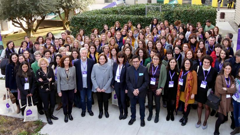 """Las mujeres """"asaltan"""" la ciencia en España"""