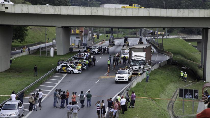 Muere en accidente de helicóptero el reconocido periodista brasileño Ricardo Boechat