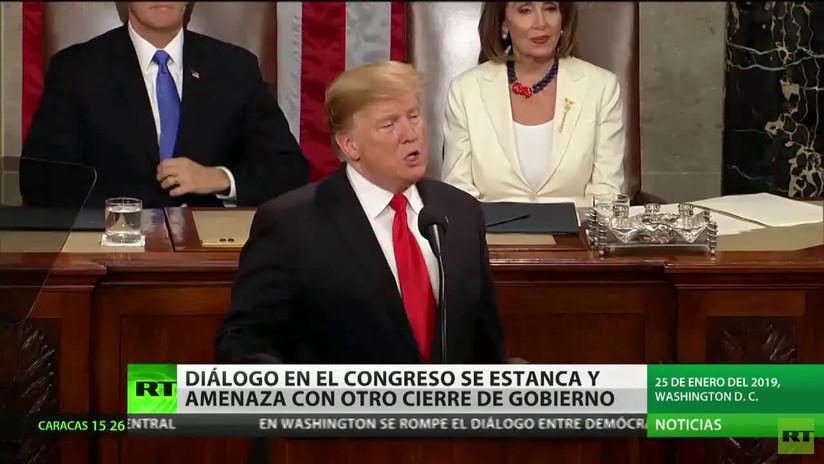 Se reanudan las negociaciones presupuestarias en EE.UU. con la amenaza de un nuevo cierre de gobierno