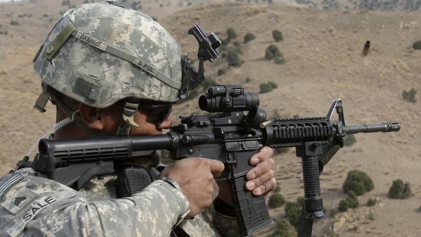 """""""Un iPhone de la letalidad"""": El Ejército de EE.UU. desarrolla un nuevo rifle con """"miles de capacidades"""" (FOTO)"""
