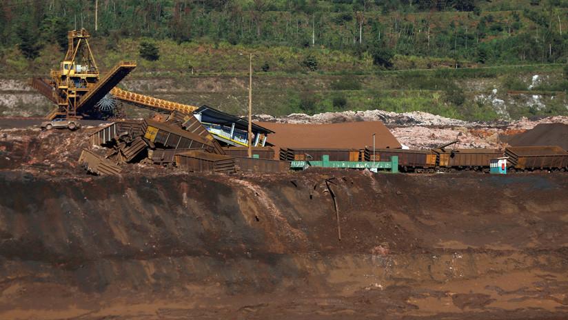 Filtran que la empresa Vale conocía del riesgo antes del derrumbe mortal del dique minero en Brasil