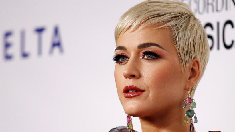 ¿Racismo o simplemente zapatos feos? Nuevo calzado de Katy Perry provoca polémicas en la Red (FOTO)