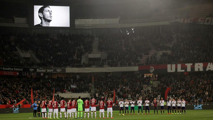 Los partidos de la Liga de Campeones y Europa League de esta semana comenzarán con un minuto de silencio en honor a Emiliano Sala