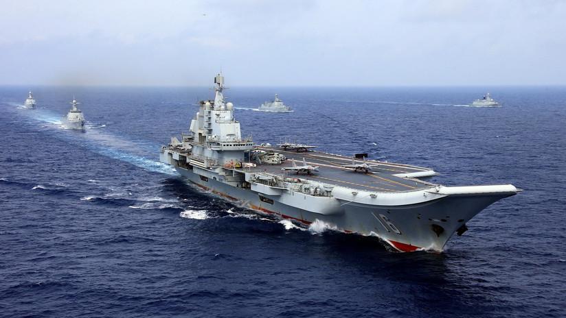 La Armada china se consolida como la segunda más importante del mundo