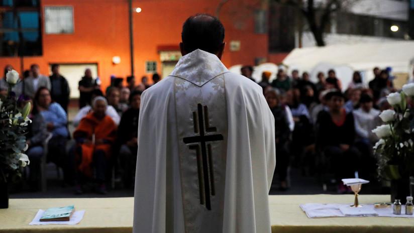 Rogelio Cabrera presidente de la Conferencia Episcopal de México en los últimos nueve años 152 sacerdotes católico han sido suspendidos por abusar sexualmente de menores de edad