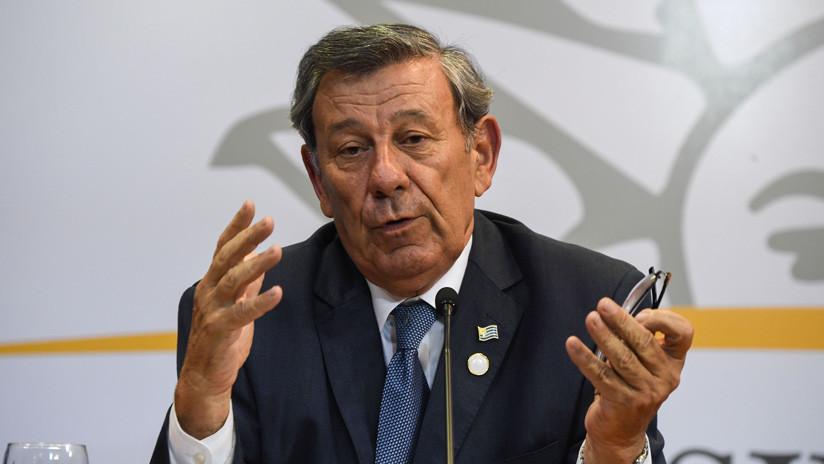 """Uruguay considera que la postura de Almagro es un """"problema"""" para solucionar la crisis en Venezuela"""