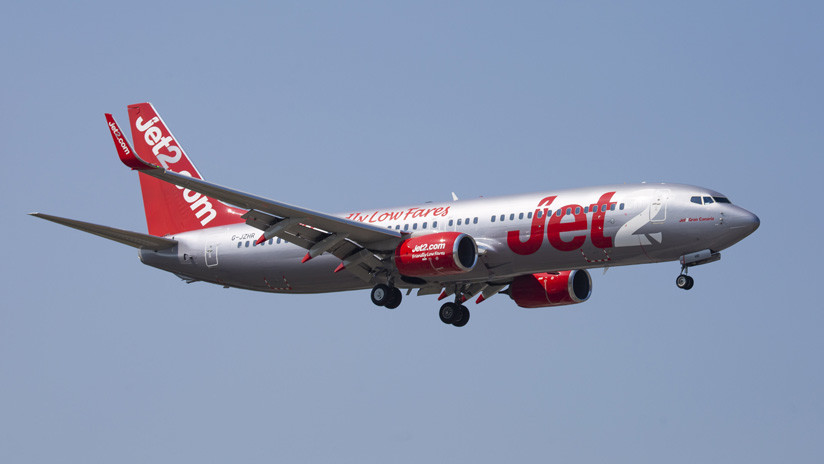 Avión que iba de Escocia a Tenerife realizó aterrizaje de emergencia por falta de agua para té y café