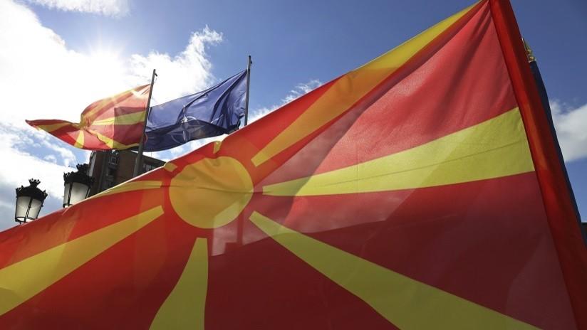 Macedonia cambia oficialmente de nombre