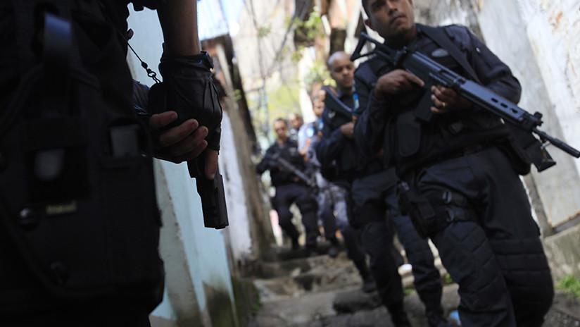 Defensoría de Brasil tiene indicios de que policía fusiló a 13 personas en Río de Janeiro