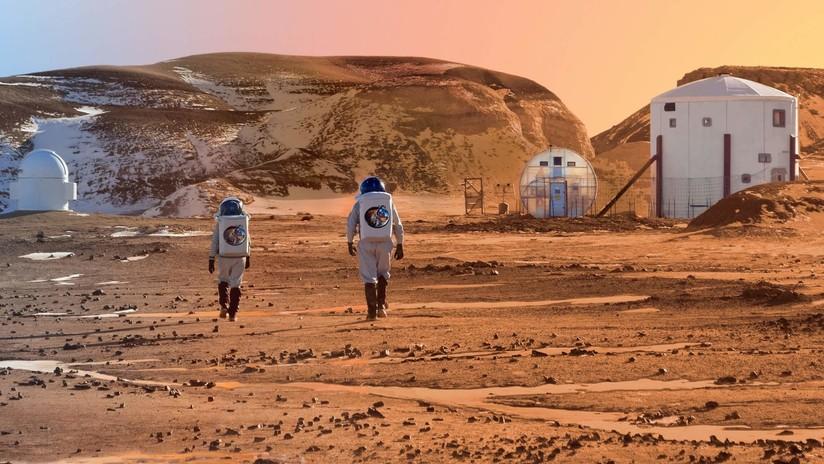 Compañía que quería colonizar Marte afirma tras la quiebra haber encontrado a un inversor para salvar el proyecto