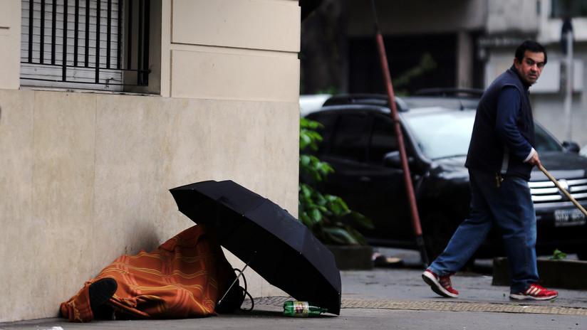 Ministra de desarrollo social de Argentina prevé un aumento del índice de pobreza