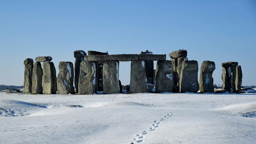 ¿Misterio resuelto? Descubren a los 'autores intelectuales' de Stonehenge