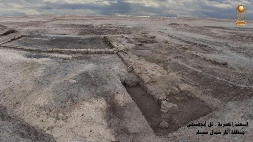 FOTOS: Descubierto en Egipto un taller náutico de las eras ptolemaica y romana