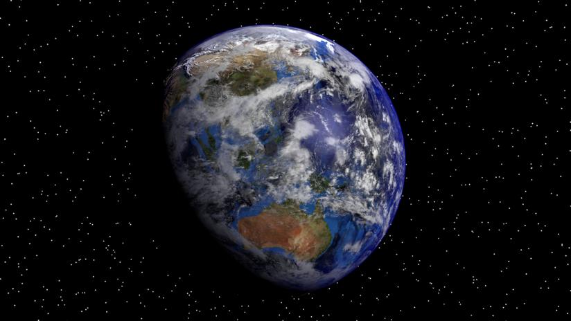Exponen en una sola imagen mapa de la Tierra creado a partir de fotos de satélite de todo el 2018