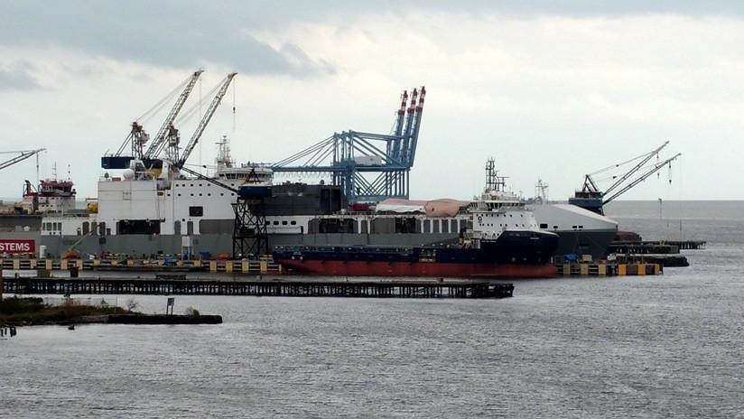 Reino Unido convertirá barcos portacontenedores en buques de asalto anfibio