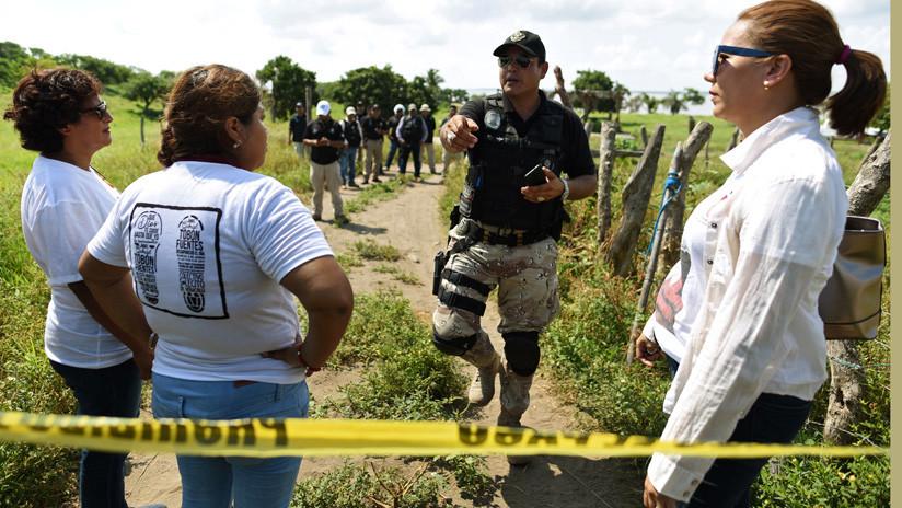 Madres de desaparecidos encuentran fosas con unos 500 cuerpos en el estado mexicano de Tamaulipas