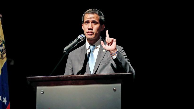Guaidó contrató cabilderos para aumentar la presión contra Venezuela en EE.UU.