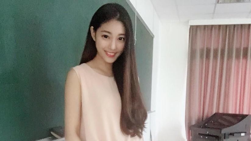 FOTOS, VIDEO: Se viralizan imágenes de 'la profesora más bella de Taiwán' y los corazones se rompen en la Red
