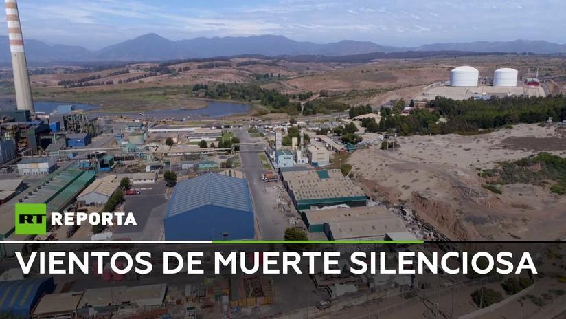 """""""No nos queremos morir, mamá"""": víctimas de una agresión invisible en Chile que no perdona a nadie"""