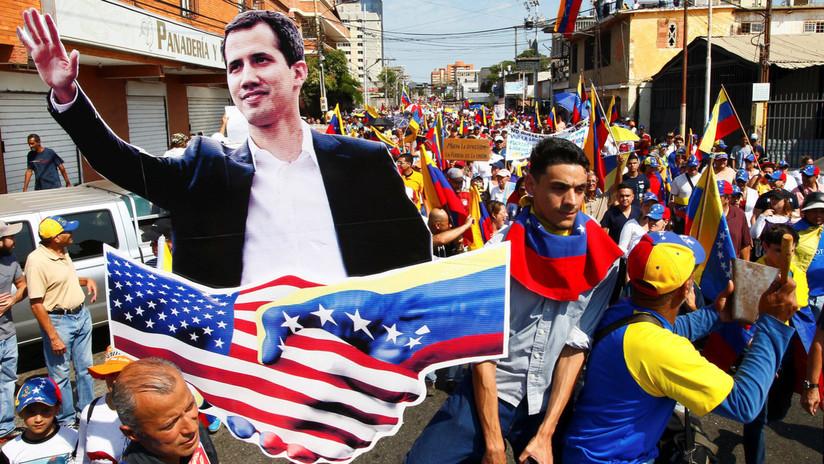 Moscú: La llamada 'ayuda humanitaria' de EE.UU. a Venezuela puede usarse para una provocación con víctimas humanas