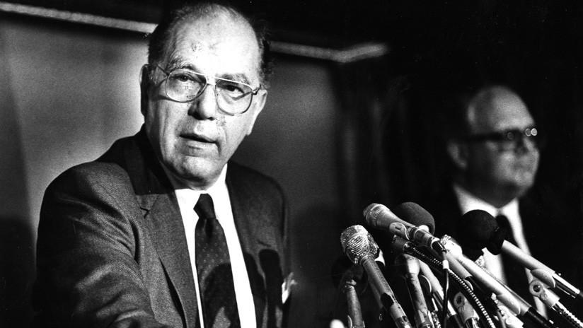 Lyndon LaRouche, el conspiracionista que se postuló ocho veces a la presidencia de EE.UU., muere a los 96 años