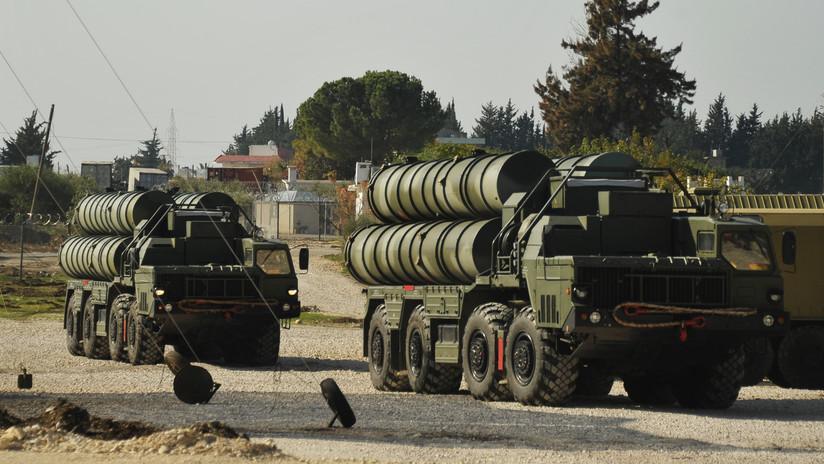 """Erdogan confirma que EE.UU. """"presiona mucho"""" a Turquía para que no compre los sistemas S-400 de Rusia"""