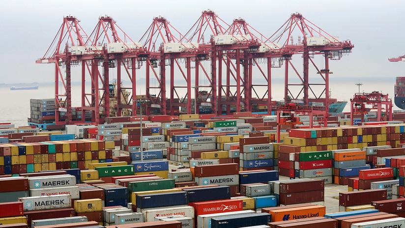 China logra un drástico crecimiento en sus exportaciones a la UE y Asia pese a la guerra comercial con EE.UU.