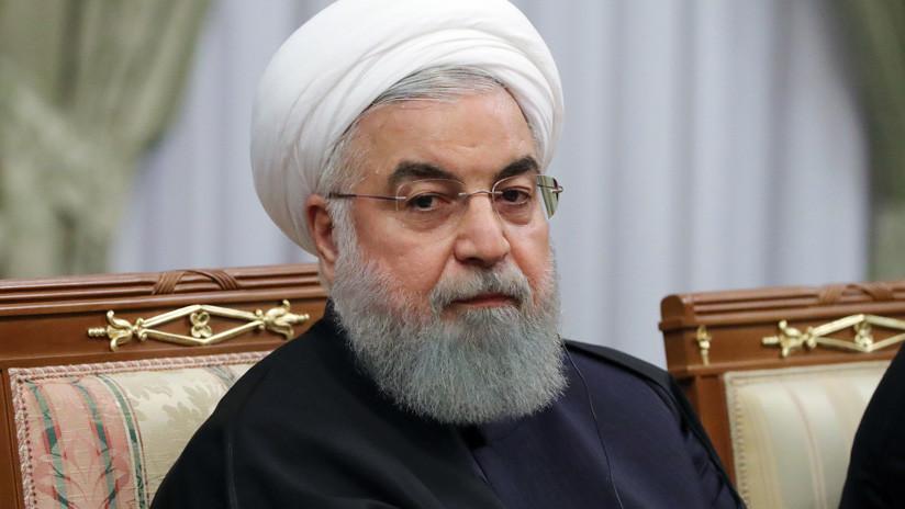 """Rohaní: """"La presencia de tropas de EE.UU. en Siria sin el permiso del Gobierno viola flagrantemente la soberanía del Estado"""""""