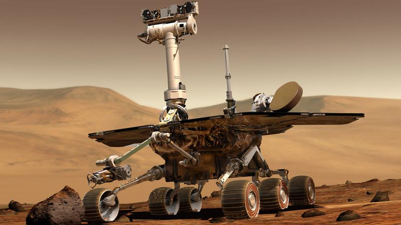 El legado fotográfico del 'rover' Opportunity, al que la NASA dio por muerto tras 15 años en Marte