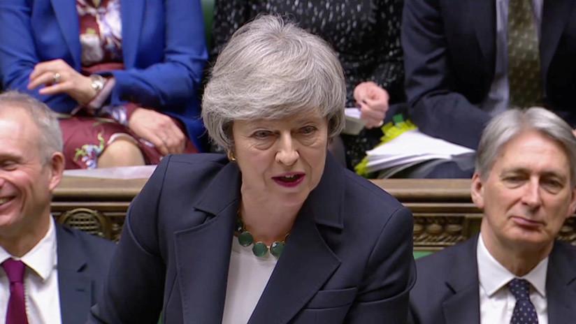 Parlamentarios británicos rechazan las nuevas enmiendas al Brexit
