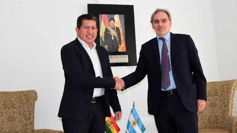 Argentina y Bolivia llegan a un acuerdo sobre contrato de gas
