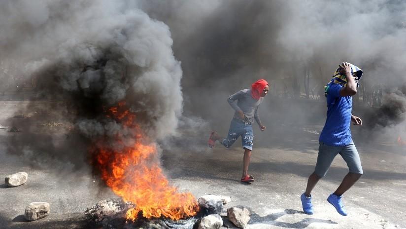 EE.UU. ordena retirar su personal diplomático no esencial de Haití