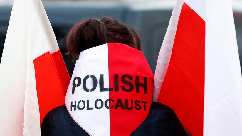 """""""Los polacos colaboraron con los nazis"""": Netanyahu reaviva la discusión sobre el Holocausto en Polonia"""