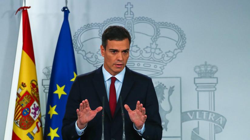 Pedro Sánchez convoca elecciones generales en España para el día 28 de abril