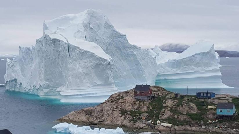 Una fábrica de vodka de Canadá, sorprendida por el insólito robo de 30.000 litros de agua de iceberg
