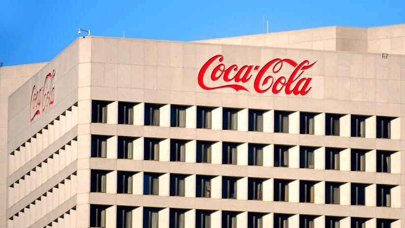 Coca-Cola sufre su peor caída en bolsa desde 2008