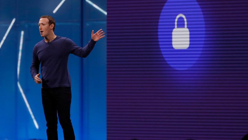 """Facebook sigue el rastro a las personas que escriban """"Jódete, Mark"""""""