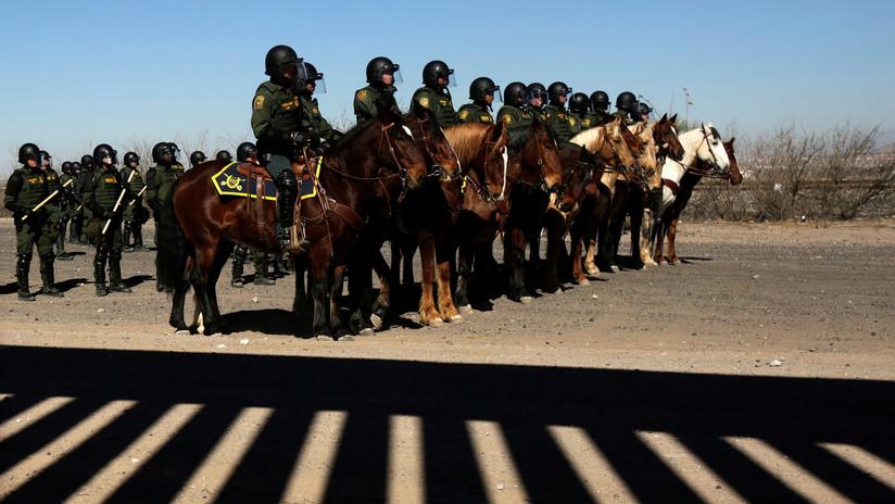 Trump anuncia la emergencia nacional para financiar el muro en la frontera con México