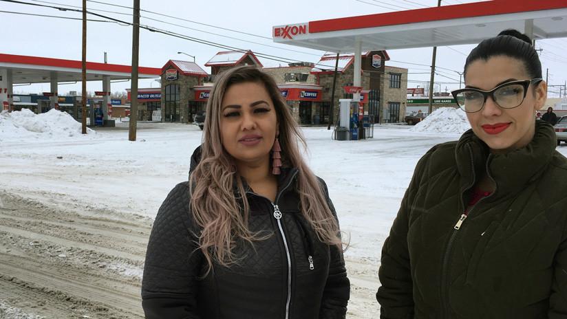 Dos mujeres de EE.UU. detenidas por la patrulla fronteriza por hablar español presentan una demanda