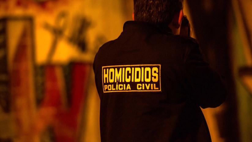 VIDEO: Muere un joven de 25 años estrangulado por un vigilante de un supermercado en Río de Janeiro